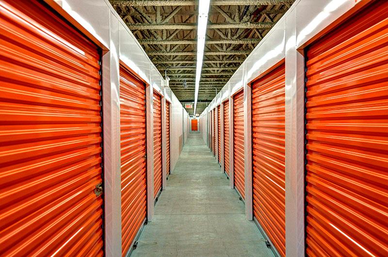 5X10 storage room