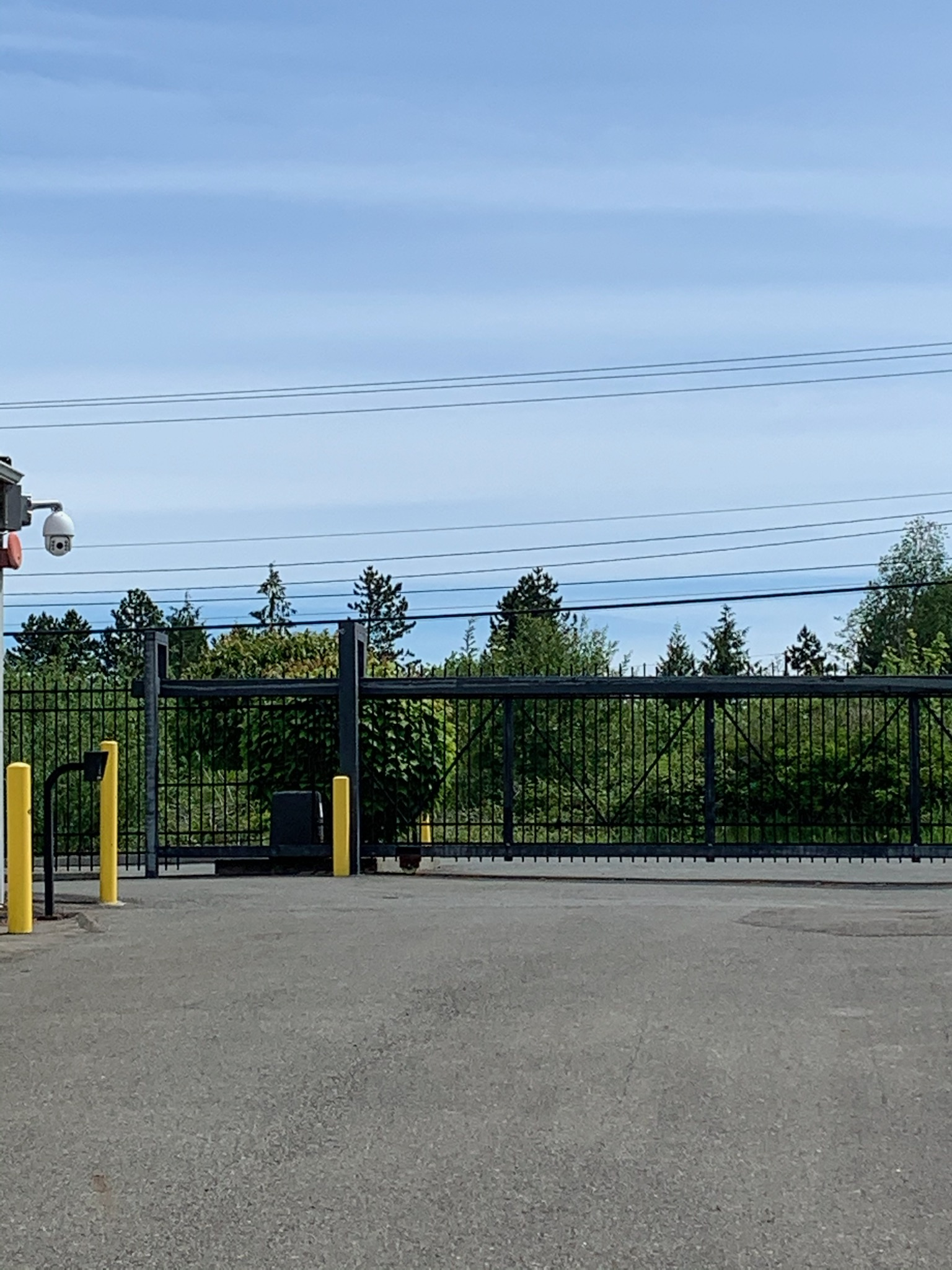 Safe Harbour Storage Gated Access
