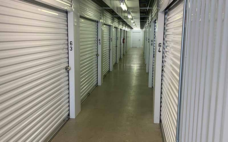 10X10 storage room