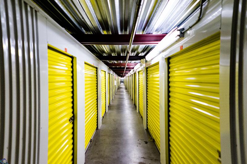 5X5 storage room